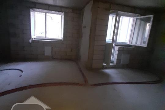 Студия, 47 м2, 6 этаж