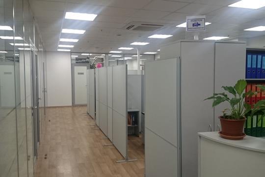 Офис, 400 м2, класс B+