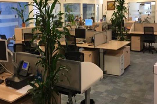 Офис, 934 м2, класс A