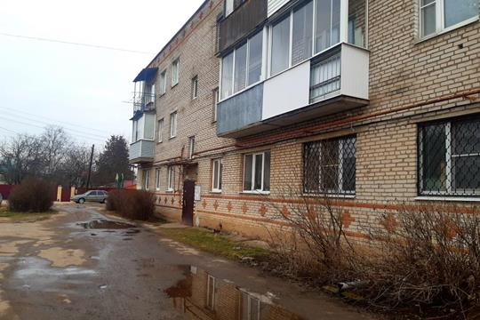 2-комн квартира, 46.3 м2, 3 этаж