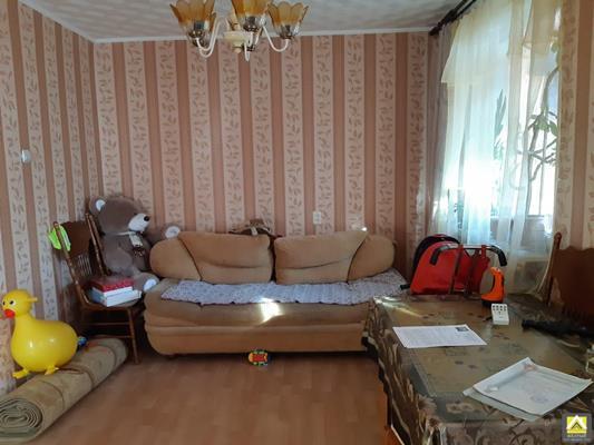 4-комн квартира, 60.5 м2, 2 этаж - фото 1