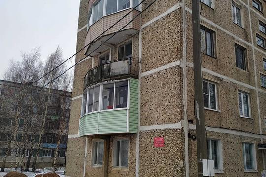 2-комн квартира, 37.3 м2, 3 этаж
