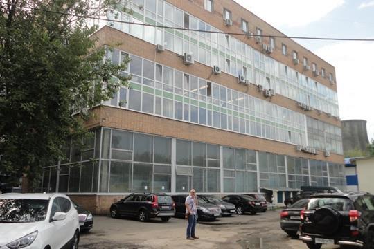 Офис, 130 м2, класс C