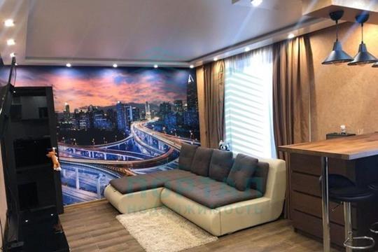 1-комн квартира, 35.6 м2, 6 этаж
