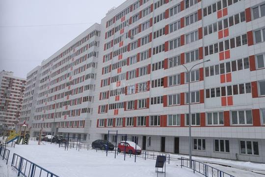 1-комн квартира, 36.63 м2, 8 этаж