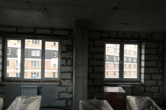 2-комн квартира, 75.2 м2, 5 этаж