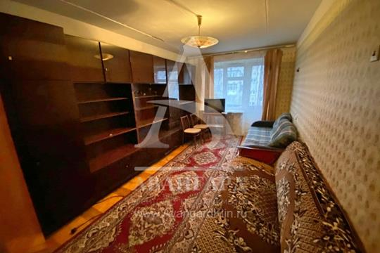 1-комн квартира, 30.5 м2, 4 этаж