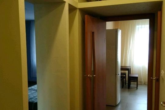 1-комн квартира, 41 м2, 8 этаж