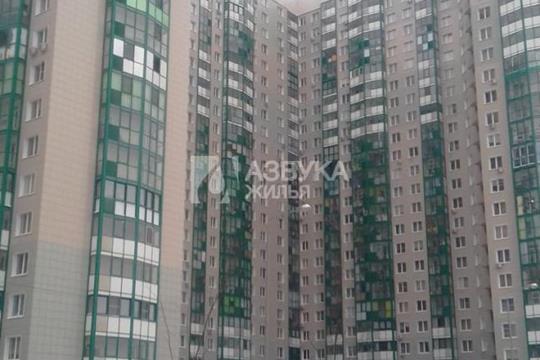 1-комн квартира, 31.5 м2, 2 этаж