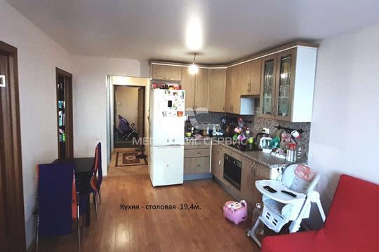 2-комн квартира, 48.3 м2, 10 этаж
