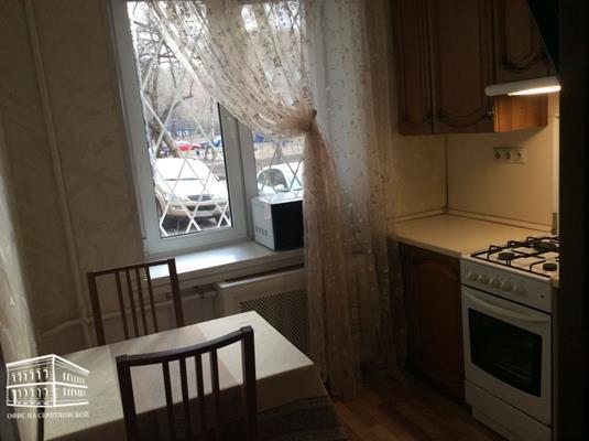 1-комн квартира, 30 м2, 1 этаж - фото 1