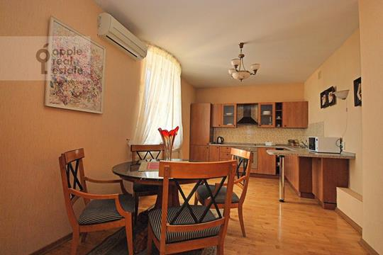 3-комн квартира, 124 м2, 18 этаж