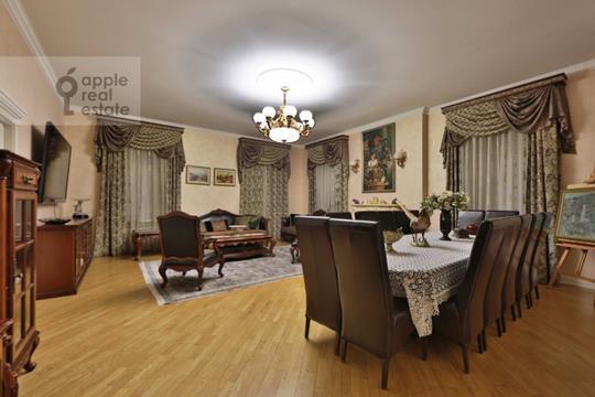 5-комн квартира, 203 м2, 2 этаж