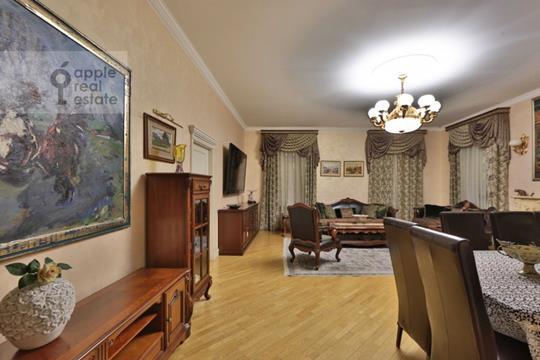 Многокомнатная квартира, 203 м2, 2 этаж