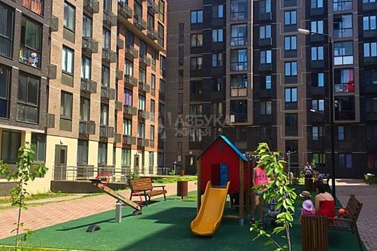 1-комн квартира, 25.3 м2, 6 этаж