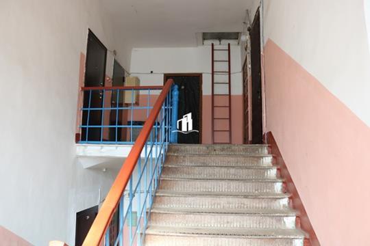 1-комн квартира, 19.6 м2, 3 этаж
