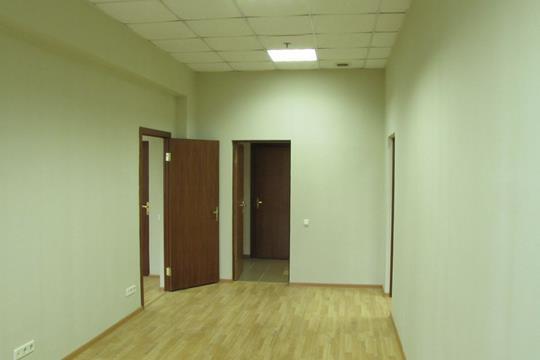 Офис, 121.2 м2, класс B