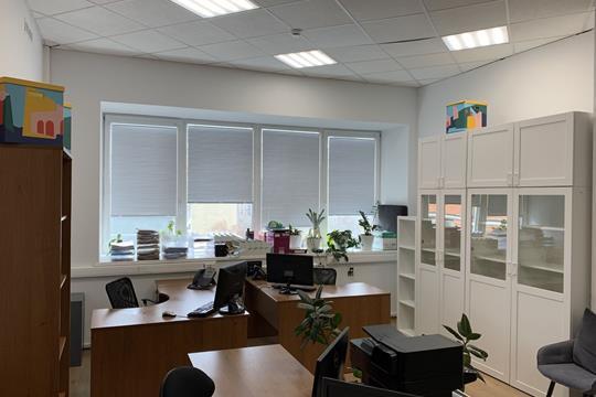 Офис, 32.24 м2, класс B