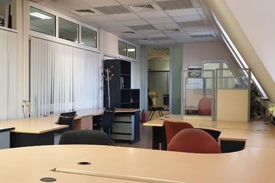 Офис, 72.3 м2, класс B