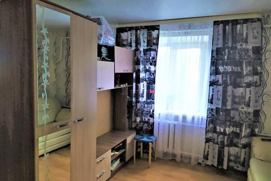 1-комн квартира, 31.7 м2, 5 этаж