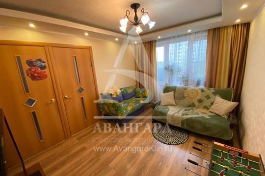 3-комн квартира, 47.5 м2, 5 этаж