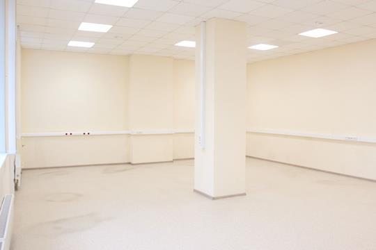 Офис, 125.8 м2, класс B