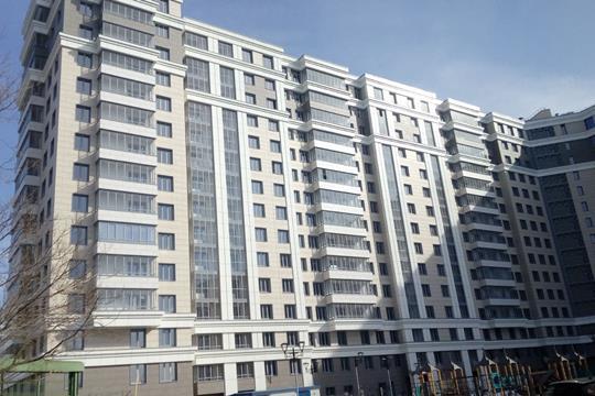 1-комн квартира, 51.6 м2, 12 этаж