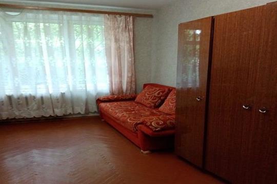 1-комн квартира, 57 м2, 1 этаж