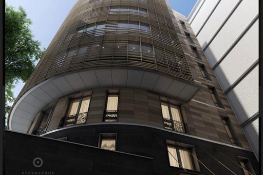 2-комн квартира, 113.5 м2, 6 этаж