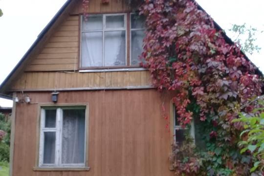 Коттедж, 35 м2, рабочий поселок Лотошино Астра садовое товарищество 755, Новорижское шоссе