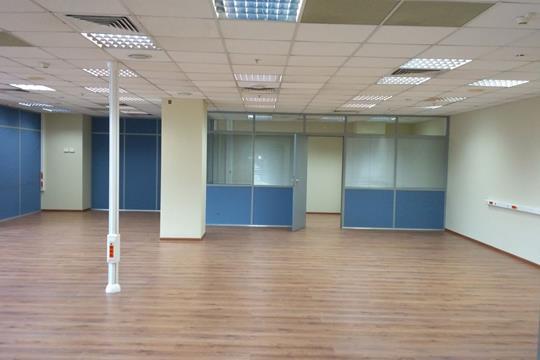 Офис, 156.1 м2, класс A