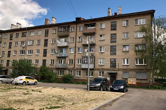 2-комн квартира, 41 м2, 5 этаж