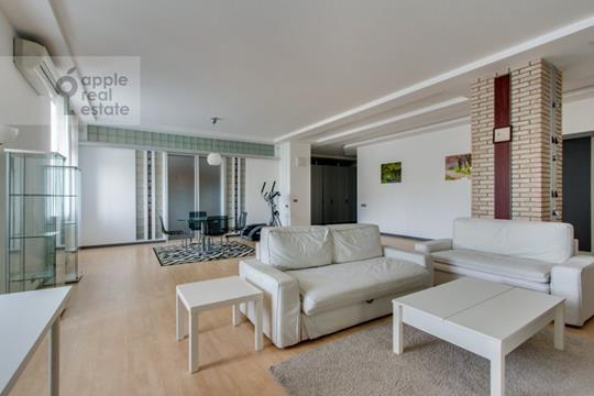 4-комн квартира, 164 м2, 3 этаж