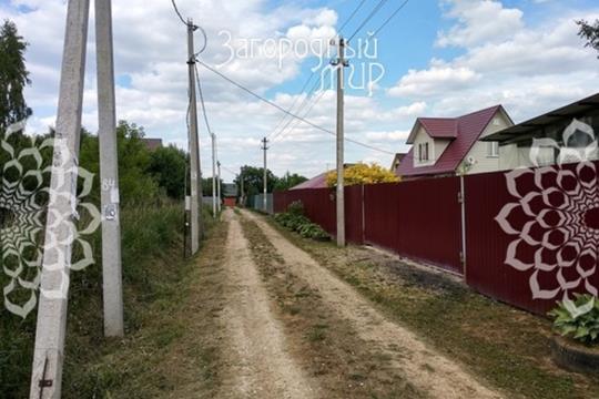Участок, 10 соток, деревня Верхнее Шахлово  , Симферопольское шоссе