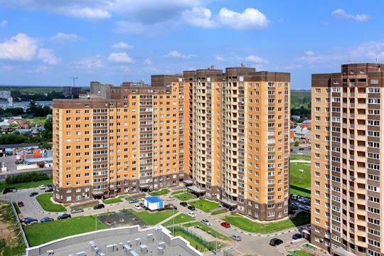 1-комн квартира, 44.3 м2, 17 этаж