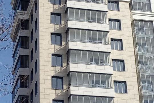 2-комн квартира, 68.8 м2, 14 этаж
