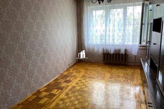 2-комн квартира, 54.2 м2, 2 этаж