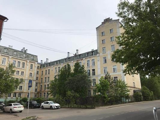 2-комн квартира, 58.5 м2, 4 этаж - фото 1