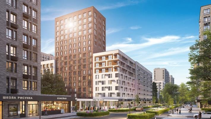 3-комн квартира, 86.7 м<sup>2</sup>, 3 этаж_1