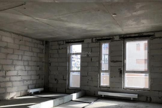 1-комн квартира, 58.2 м2, 1 этаж
