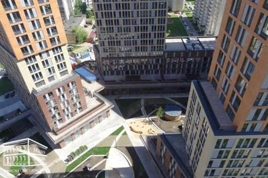 3-комн квартира, 115 м2, 10 этаж