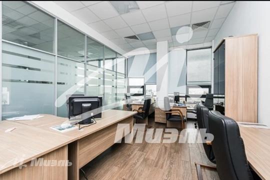Офис, 96.4 м2, класс B+