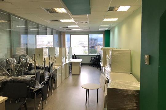 Офис, 136 м2, класс B+