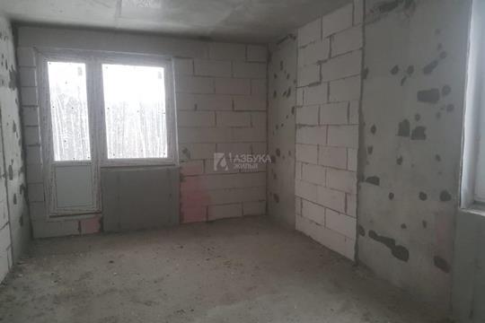 Студия, 28 м2, 3 этаж