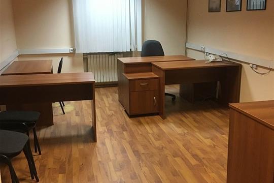 Офис, 23 м2, класс B