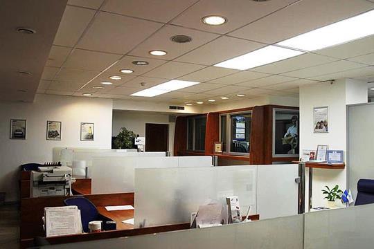 Офис, 98.3 м2, класс B+