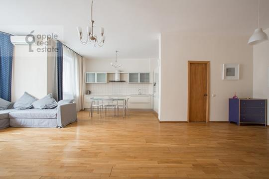 3-комн квартира, 100 м2, 2 этаж