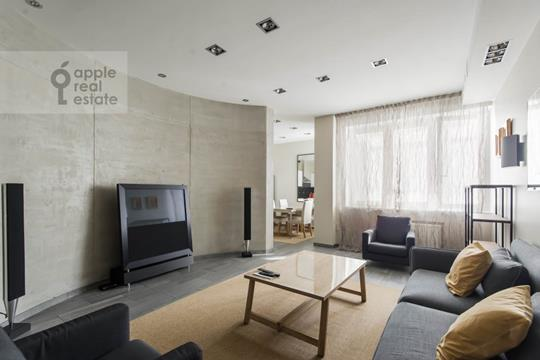 3-комн квартира, 115 м2, 5 этаж