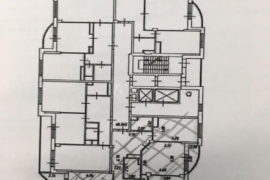 4-комн квартира, 117 м2, 7 этаж