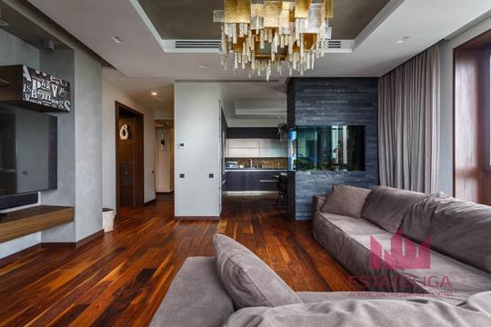 5-комн квартира, 195.6 м2, 21 этаж